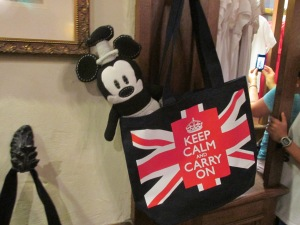 How can Willy keep calm when this bag is so amazing?